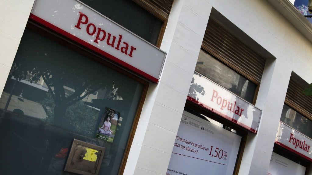 Los juzgados de Sevilla comienzan a fallar a favor de los afectados por la liquidación del Banco Popular. Javier Moreno en El Diario de Sevilla.