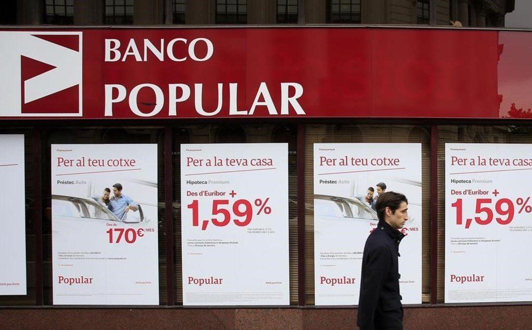 Cuatro pasos para reclamar las acciones del Banco Popular