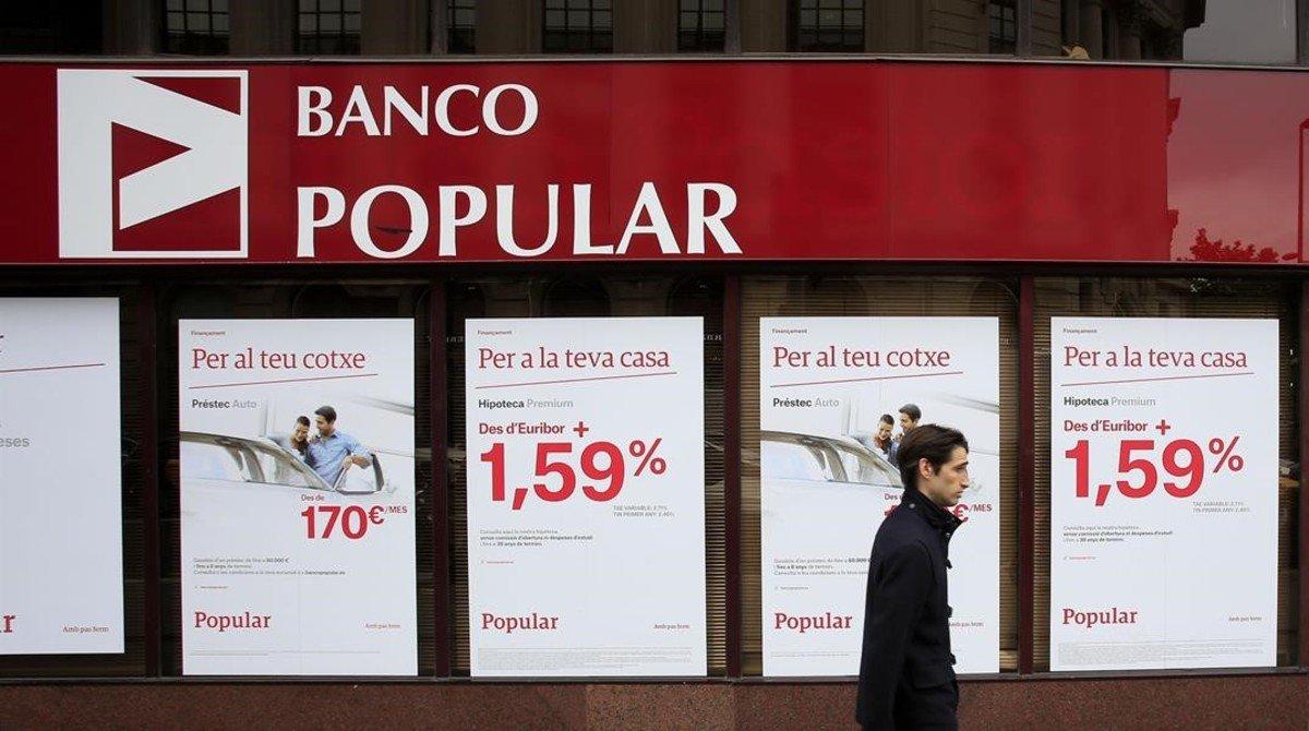 Santander, condenado a devolver un millón de euros a un anciano al que colocó 'Valores Santander'